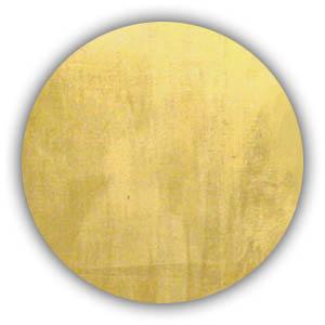 Фрагмент листового сусального золота