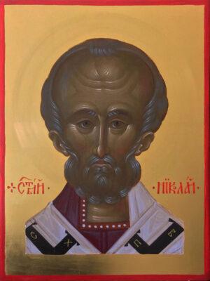 Святитель Миколай Чудотворець, о15х20