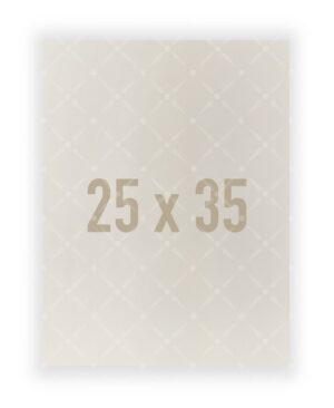 Дошка іконна без ковчега 25х35