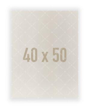 Дошка іконна без ковчега 40х50
