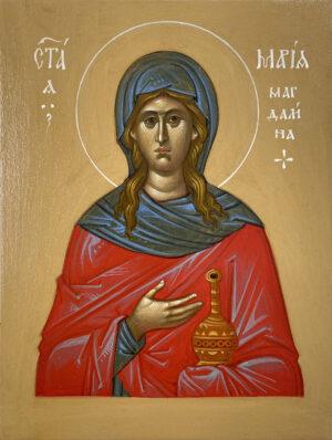 Ікона свята Марія Магдалина, п1520